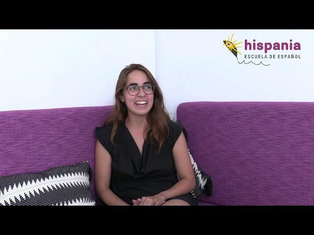 Entrevista a nuestra profesora de español, María José