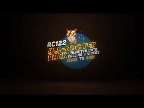Aircel RC122 All Nighter Pack: Rajasthan offer