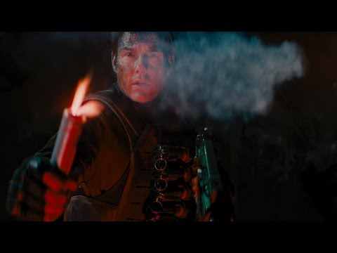 Trailer tease for Tom Cruise's Edge of Tomorrow
