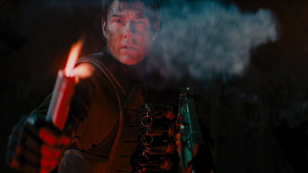 Tom Cruise Caught in Time Loop in 'Edge of Tomorrow' Teaser
