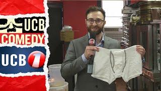 Underwear Cook-off Challenge | by UCB1