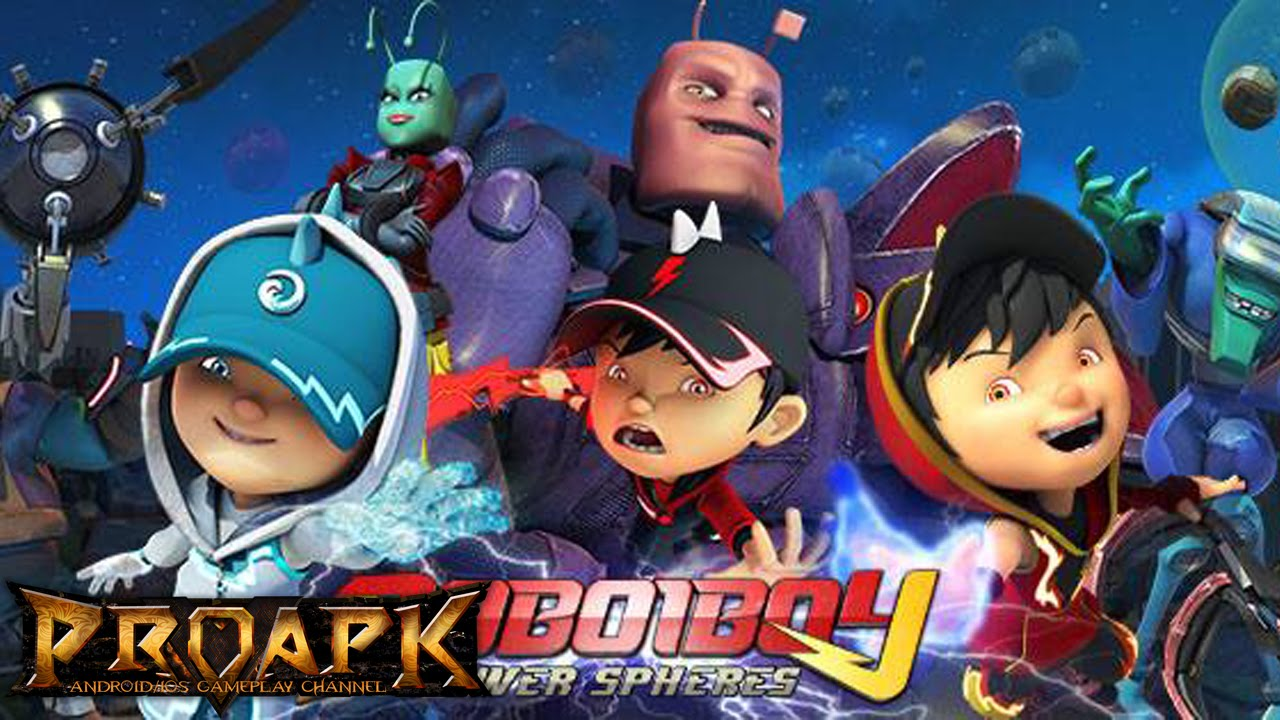 88 Boboiboy Kuasa 7 Boboiboy The Movie 7 Kekuatan Boboiboy Youtube
