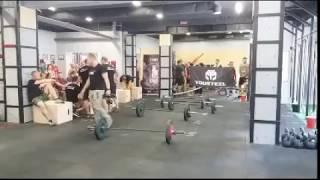 Соревнования Кроссфит Девушки   Xlinesport