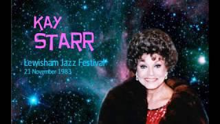 Kay Starr and NYJO - Lewisham Jazz Festival 1983