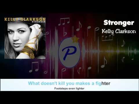 Karaoke Stronger ~ Karaoke PRS