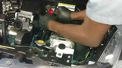 Nissan versa battery replacement