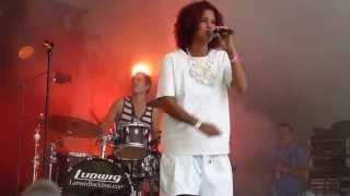 Neneh Cherry w/RocketNumberNine - Buffalo Stance (Live in Copenhagen, August 1st, 2014)
