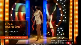 Tina Ivanovic . Zaljubljena - (TV Svet Plus 2007)