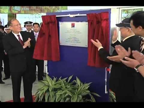Inauguration of Petron Malaysia Station 2/27/2014