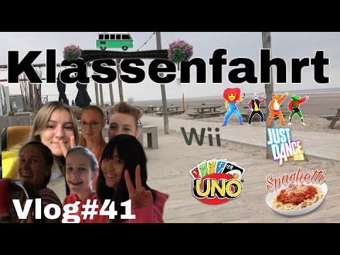 Vlog#41 - Auf Zur Klassenfahrt 😍🔜😍