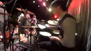Drum cover by Shunya Shimaoka Live at Blue Note Tokyo /The Naleio F...