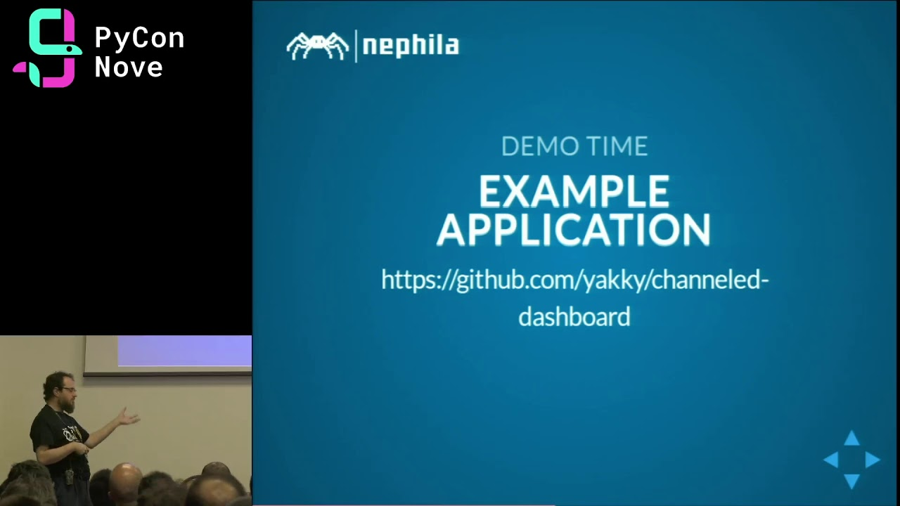 Image from Building real time applications with Django