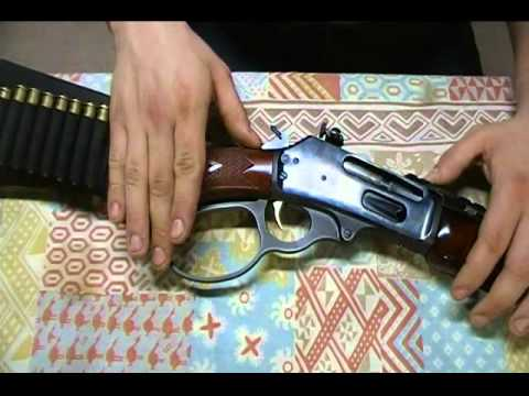 TGO Review of Wild West Guns Large Loop Lever! Marlin 336 30-30!