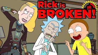 Film Theory: Rick's Final Chance!  Rick And Morty Season 4