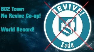 Town Zombies No Revive Co-op Record Attempt with NerdCave.exe! (Call of Duty: Black Ops 2)