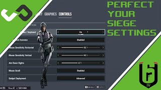 How to perfect your Rainbow 6 Siege Settings