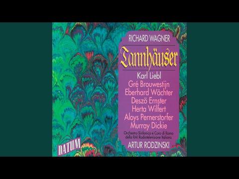 Tannhäuser, WWV 70, Act III. Da sank ich in Vernichtung (Live)