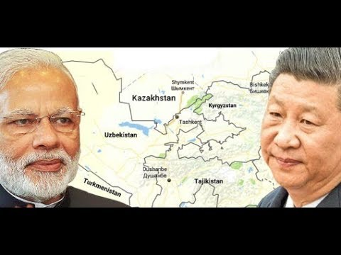 India and China new players in Central Asia's 'Great Game'