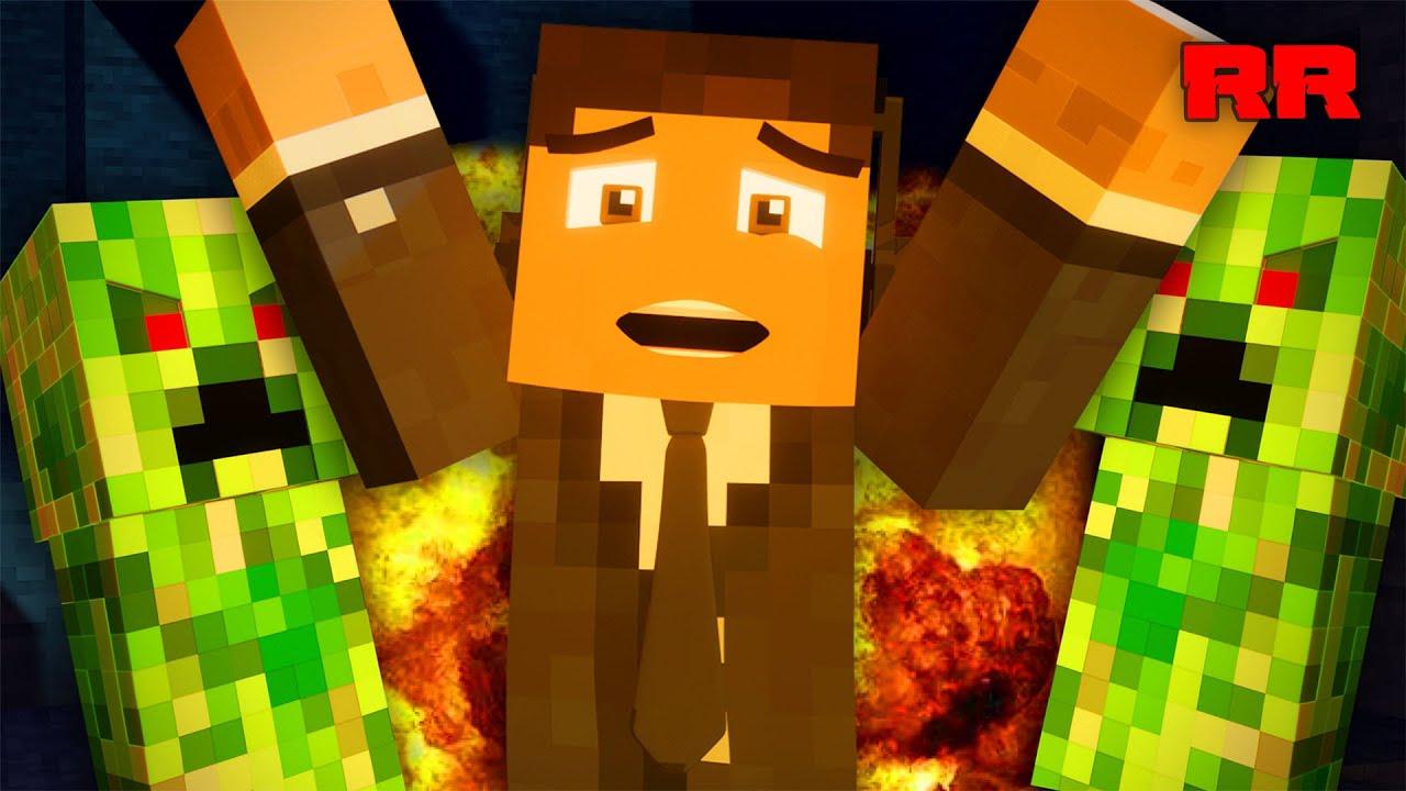 "♫ Top Minecraft Song - ""NO DIAMONDS TODAY"" - Best Minecraft Music  (Minecraft Animation)"