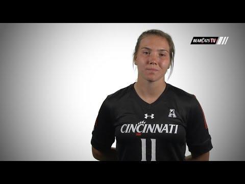 Cincinnati Women's Soccer: Vanessa Gilles