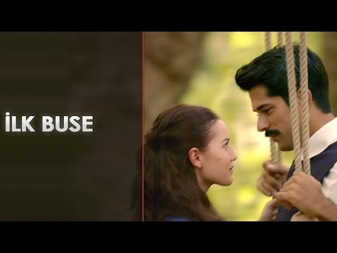 """İlk Buse"" Feride and Kamran - First Kiss (English Subtitle)"