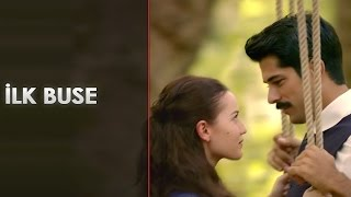 """İlk Buse"" Feride and Kamran - First Kiss (English Subtitle)"