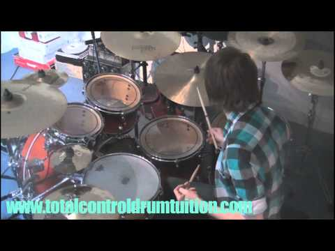 Total Control Drum Tuition: Jazz - Triplet Combinations