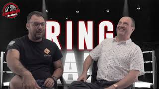 RING TALK - EPISODE 27 - GOODWIN BOXING - 22nd June 2018
