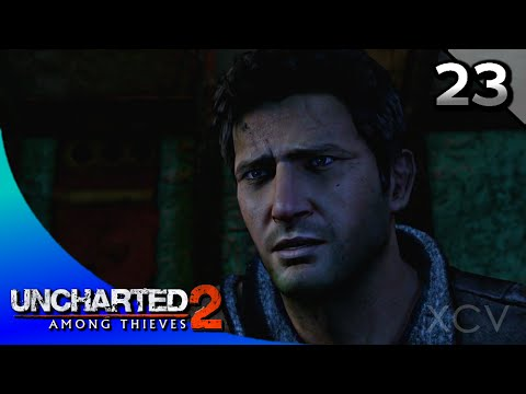 Uncharted 2: Among Thieves Remastered Walkthrough Part 23 · Chapter 23: Reunion