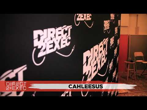 Cahleesus Performs at Direct 2 Exec NYC 3/10/18 - Columbia Records