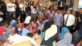 Eviction of residents in Penang has caught PM's attention