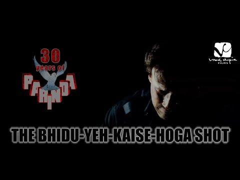 The Bhidu Yeh Kaise Hoga Shot   Parinda   Behind the Scenes   Jackie Shroff   Anil Kapoor Mp3