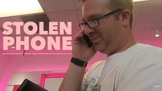 STOLEN PHONE?