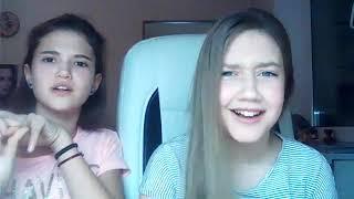 Наши крик-фейлы в жизни//видео с моей подругой