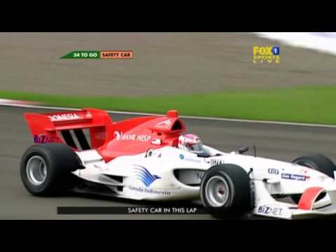 A1GP   2005 2006   Round 8   Race 2