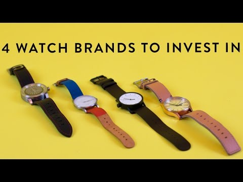 4 Watch Brands To Invest In | Triwa | Nixon | zinvo | TID | The New Collections