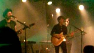 Tegan and Sara - Where Does The Good Go (live @ Theaterfabrik in Munich, 27.11.2009) + banter