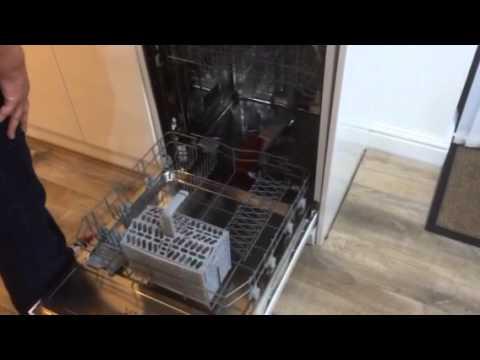 aeg proclean dishwasher instructions