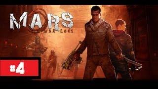 "Mars: War Logs Walkthrough - Part 4 - ""Moles!"" - HD - Lets Play"