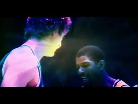 Magic Johnson VS Larry Bird NBA Legends