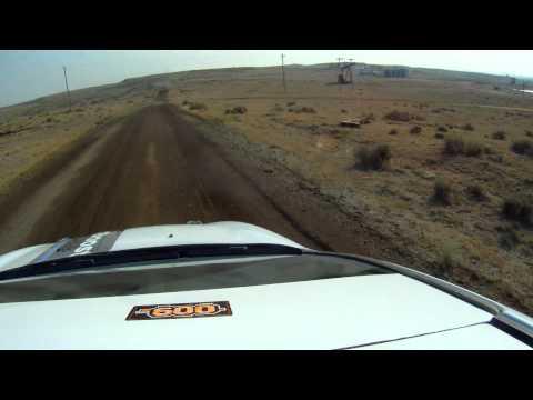 Van Way Racing - Testing - Lance Creek,Wyoming