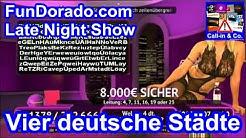 FunDorado · Vier deutsche Städte (20.06.2012) · Call-In & Co.