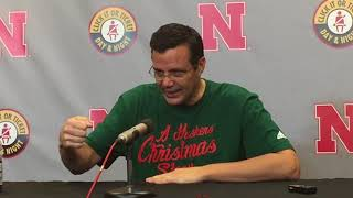 HOL HD: Tim Miles press conference before Kansas