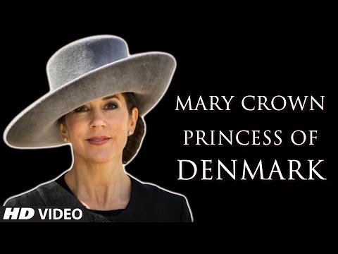 Mary Crown Princess of Denmark Biography | Princesses Of The World
