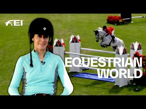 Alison Robitaille&39;s incredible Jumping career  Equestrian World