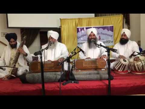 Kirtan after Harsimran Singh and Pavanjot Kaur's Anand Karaj