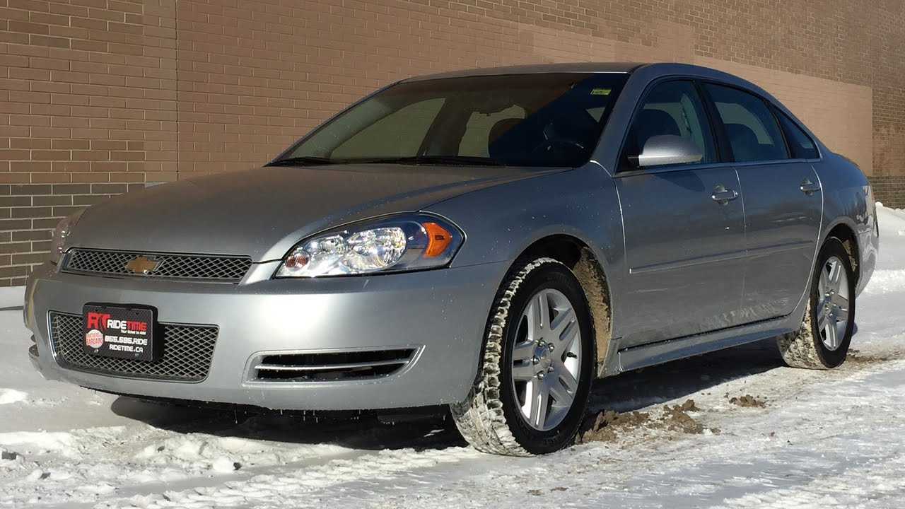 Good 2013 Chevrolet Impala LT   Alloy Wheels, Power Windows U0026 Locks | For Sale  In Winnipeg, MB