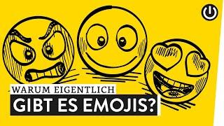 Warum eigentlich gibt es Emojis? | WARUM EIGENTLICH?
