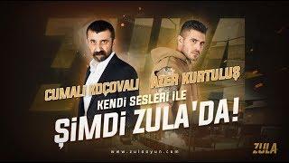 Cumali Koçovalı ve Azer Kurtuluş şimdi Zula'da