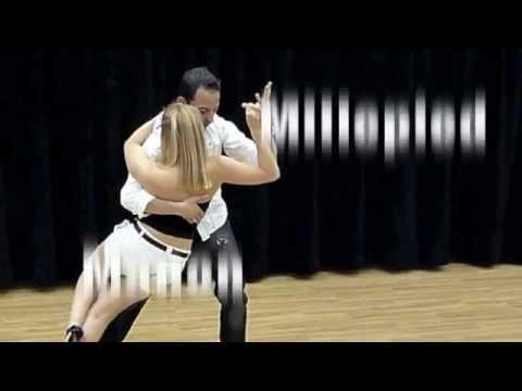 David Campos & Manon Millepied - Kizomba Demo - April 2012 vl2.m4v
